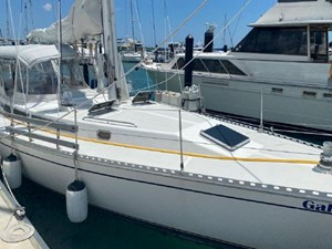 GALLIVANT 5 GALLIVANT 1987 GULFSTAR 45 Cruising Sailboat Yacht MLS #272413 5