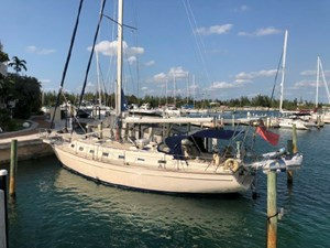 Annie 7 Annie 2002 ISLAND PACKET YACHTS 420 Cruising Sailboat Yacht MLS #272416 7