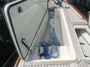 GOLEEN 2 Anchor locker