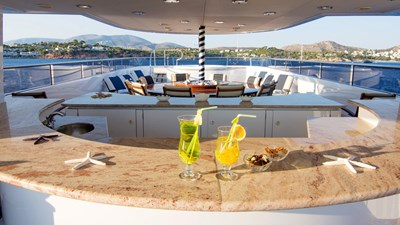 IONIAN PRINCESS 3 IONIAN PRINCESS 2005 CHRISTENSEN Tri-Deck Motor Yacht Yacht MLS #272423 3