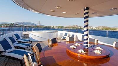 IONIAN PRINCESS 4 IONIAN PRINCESS 2005 CHRISTENSEN Tri-Deck Motor Yacht Yacht MLS #272423 4