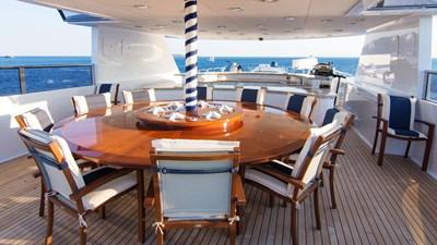 IONIAN PRINCESS 5 IONIAN PRINCESS 2005 CHRISTENSEN Tri-Deck Motor Yacht Yacht MLS #272423 5