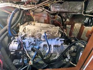 LAMLASH 31 Main Engine
