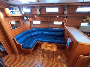 LAMLASH 4 Main Salon Starboard