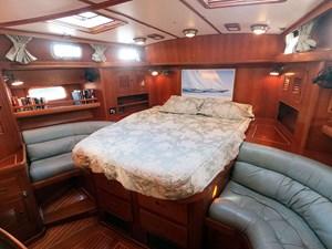 LAMLASH 12 Owners Cabin