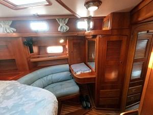 LAMLASH 13 Owners Cabin Port