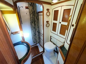 LAMLASH 15 Owners Head and Shower