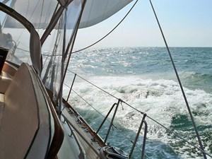LAMLASH 32 Sailing Offshore