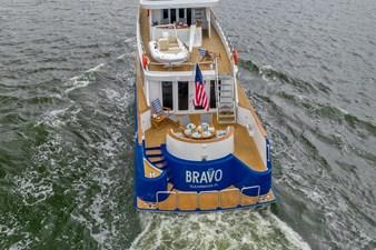 Bravo 81 1997 Stephens 100 Tri-Deck - Bravo