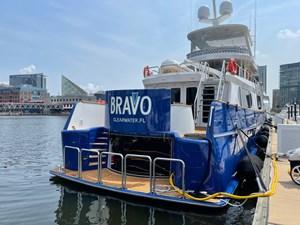 Bravo 97 1997 Stephens 100 Tri-Deck - Bravo