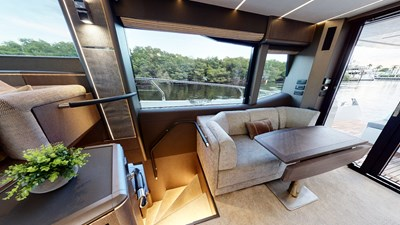 HANG TIME 6 HANG TIME 2020 GALEON 680 FLY Motor Yacht Yacht MLS #272431 6