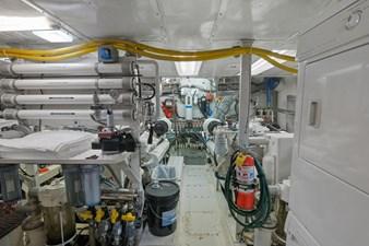 ANDIAMO 20 Engine Room