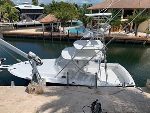 Rampage 33 2 Rampage 33 1990 RAMPAGE  Sport Fisherman Yacht MLS #272443 2