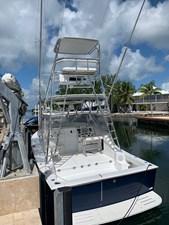 Rampage 33 3 Rampage 33 1990 RAMPAGE  Sport Fisherman Yacht MLS #272443 3