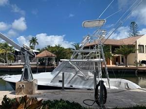 Rampage 33 4 Rampage 33 1990 RAMPAGE  Sport Fisherman Yacht MLS #272443 4