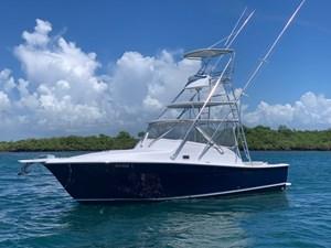 Rampage 33 1 Rampage 33 1990 RAMPAGE  Sport Fisherman Yacht MLS #272443 1