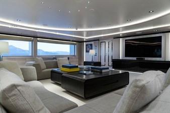 O'PTASIA 20 Upper deck lounge