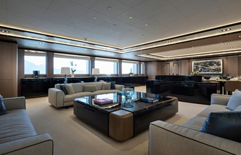 O'PTASIA 3 Main deck lounge