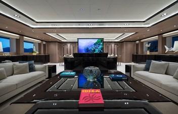 O'PTASIA 4 Main deck lounge