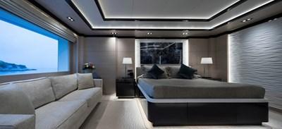 O'PTASIA 15 Main deck port double guest cabin