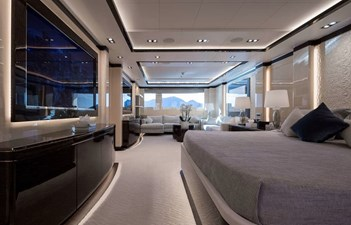 O'PTASIA 11 Main deck VIP cabin