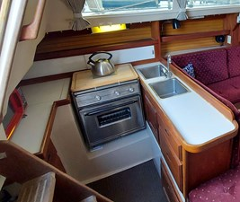 Diligence 39 051 Diligence Galley