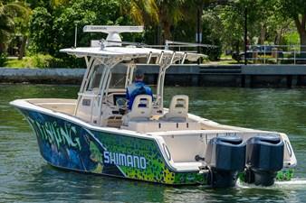 Just Fishing 46 Just Fishing 2006 30 Grady-White