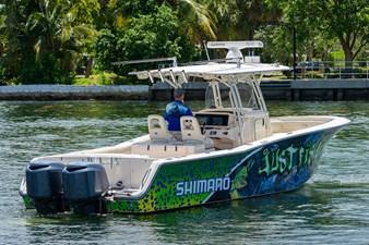 Just Fishing 48 Just Fishing 2006 30 Grady-White