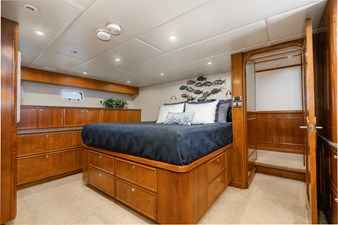 MISS MOLLY 19 MISS MOLLY Master Stateroom(below deck)