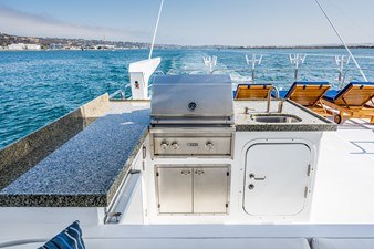MISS MOLLY 17 MISS MOLLY AFT Deck Grill
