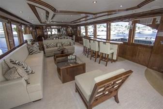 CARBON COPY 1 CARBON COPY 2014 HARGRAVE Raised Pilot House Motor Yacht Yacht MLS #272453 1