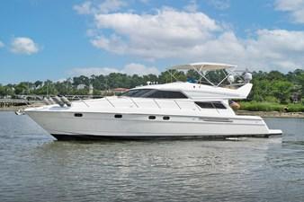 Guardian Of The Sea 0 60 Princess Yacht 1999