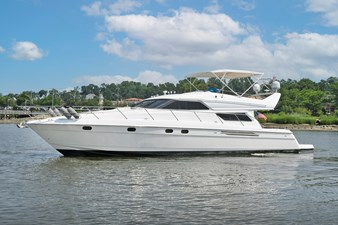 Guardian Of The Sea 2 Guardian Of The Sea 1999 PRINCESS YACHTS Sport Cruiser Sport Yacht Yacht MLS #272460 2
