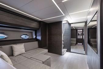 Monarc 11 Lower Deck - Lounge Area