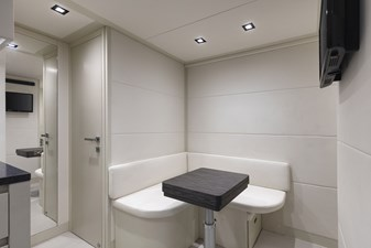 Monarc 14 Lower Deck - Crew Accommodations