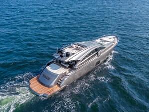 Monarc 29 Starboard Aft Quarter