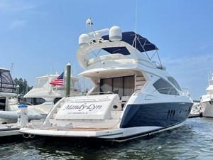 Mandy Lyn 2 Mandy Lyn 2007 SUNSEEKER Manhattan Cruising Yacht Yacht MLS #272482 2