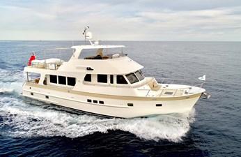 PAKIRI 1 PAKIRI 2017 OUTER REEF YACHTS 630 MY Motor Yacht Yacht MLS #272493 1
