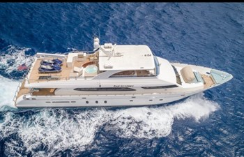 Exit Strategy 1 2006 Hargrave 105 Motor Yacht - Exit Strategy