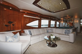 Exit Strategy 2 2006 Hargrave 105 Motor Yacht - Exit Strategy - Salon