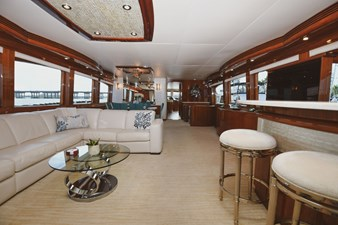 Exit Strategy 4 2006 Hargrave 105 Motor Yacht - Exit Strategy - Salon