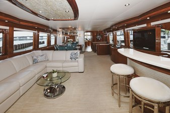 Exit Strategy 5 2006 Hargrave 105 Motor Yacht - Exit Strategy - Salon