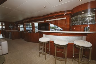 Exit Strategy 6 2006 Hargrave 105 Motor Yacht - Exit Strategy - Salon