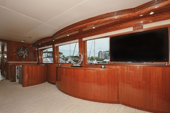 Exit Strategy 7 2006 Hargrave 105 Motor Yacht - Exit Strategy - Salon