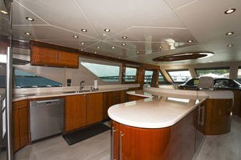 Exit Strategy 14 2006 Hargrave 105 Motor Yacht - Exit Strategy - Galley
