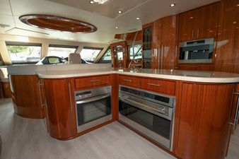 Exit Strategy 15 2006 Hargrave 105 Motor Yacht - Exit Strategy - Galley