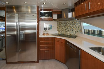 Exit Strategy 16 2006 Hargrave 105 Motor Yacht - Exit Strategy - Galley