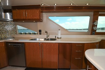 Exit Strategy 17 2006 Hargrave 105 Motor Yacht - Exit Strategy - Galley