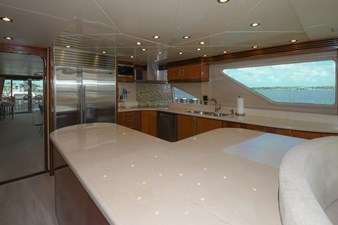 Exit Strategy 19 2006 Hargrave 105 Motor Yacht - Exit Strategy - Galley