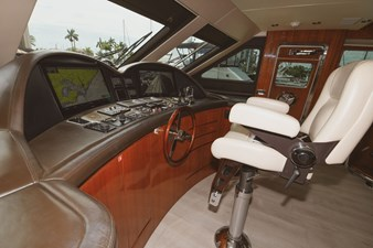 Exit Strategy 25 2006 Hargrave 105 Motor Yacht - Exit Strategy - Helm